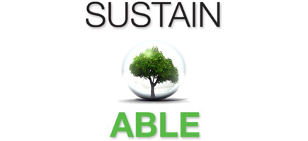 SUSTAIN.ABLE